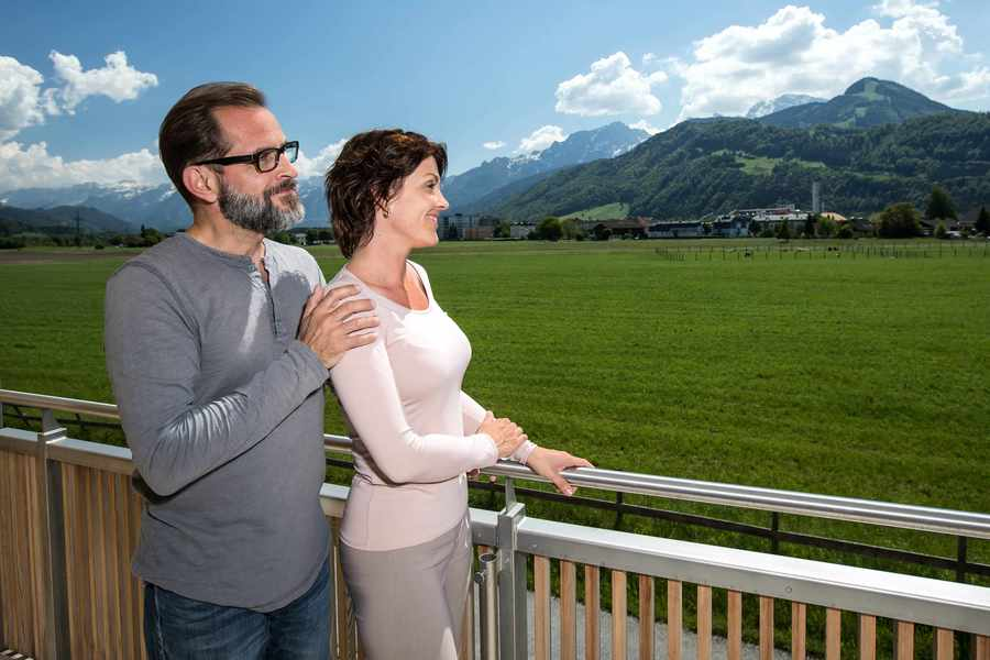 OptimaMed Hallein Ausblick