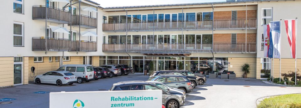 Rehabilitationszentrum Hallein