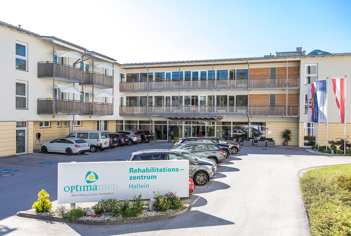 OptimaMed Hallein Haus